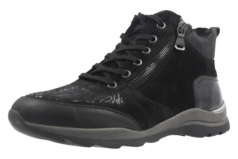Romika Icaria 06 Sneaker in Übergrößen Schwarz 89006-98-100 große Damenschuhe – Bild 1