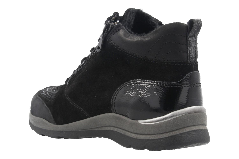 Romika Icaria 06 Sneaker in Übergrößen Schwarz 89006-98-100 große Damenschuhe – Bild 2
