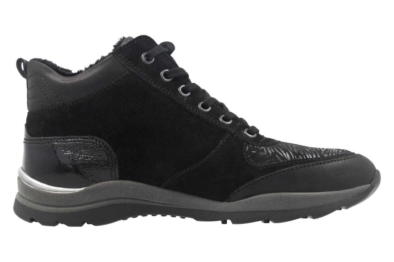 Romika Icaria 06 Sneaker in Übergrößen Schwarz 89006-98-100 große Damenschuhe – Bild 4