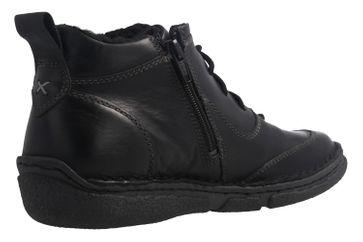 JOSEF SEIBEL - Damen Boots - Neele 34 - Schwarze Schuhe in Übergrößen – Bild 3