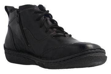JOSEF SEIBEL - Damen Boots - Neele 34 - Schwarze Schuhe in Übergrößen – Bild 5