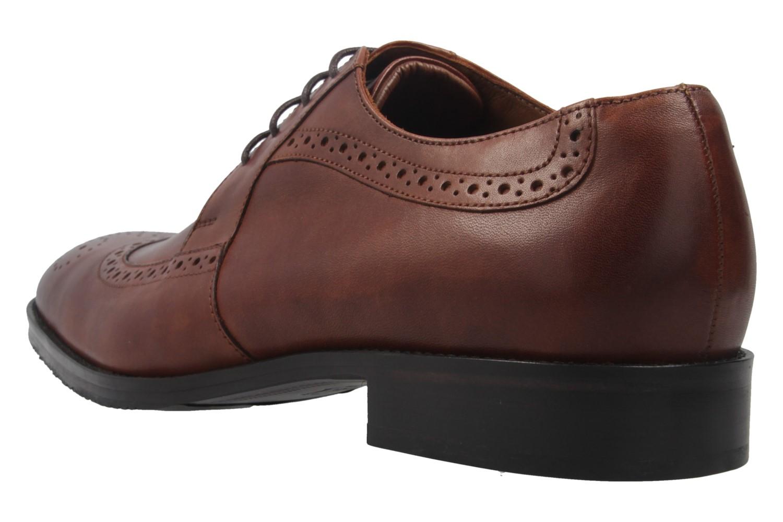 MANZ - Terni - Herren Business Schuhe - Braun Schuhe in Übergrößen – Bild 2