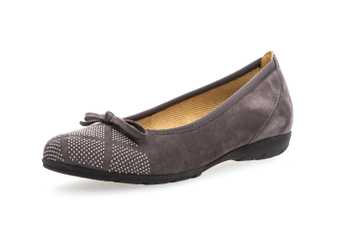 GABOR - Damen Ballerinas - Zinn Schuhe in Übergrößen – Bild 1