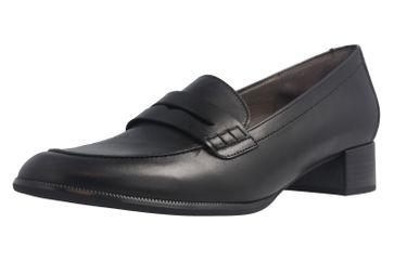 GABOR - Damen Slipper - Schwarz Schuhe in Übergrößen – Bild 1