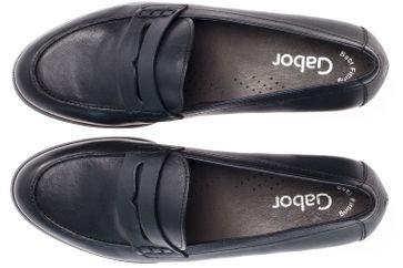 GABOR - Damen Slipper - Blau Schuhe in Übergrößen  – Bild 7