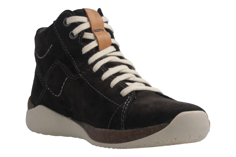 JOSEF SEIBEL - Damen Boots - Ricky 03 - Schwarze Schuhe in Übergrößen – Bild 5