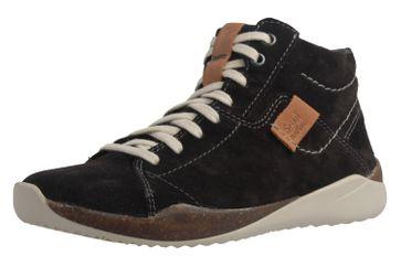 JOSEF SEIBEL - Damen Boots - Ricky 03 - Schwarze Schuhe in Übergrößen