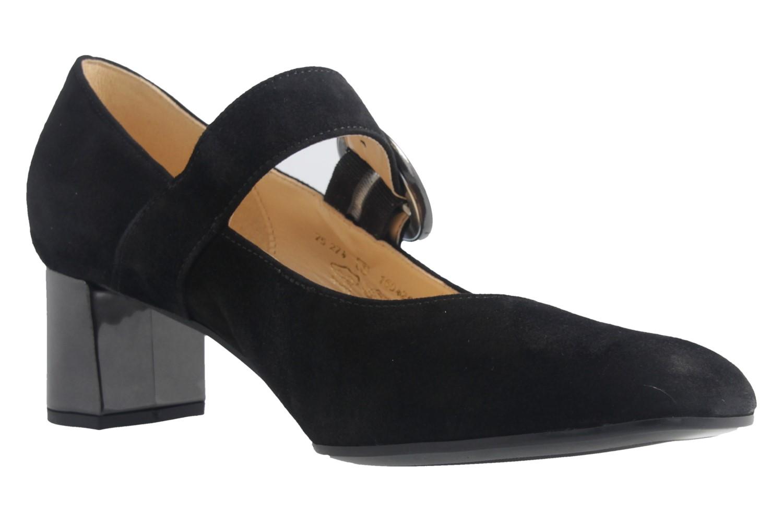 GABOR - Damen Spangenpumps - Schwarz Schuhe in Übergrößen – Bild 5