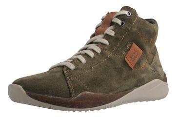 JOSEF SEIBEL - Damen Boots - Ricky 03 - Grüne Schuhe in Übergrößen – Bild 1