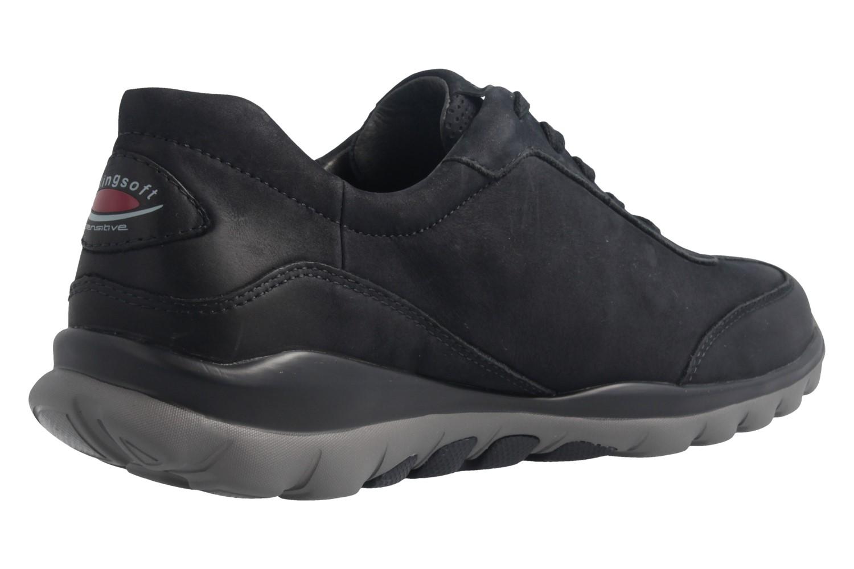 GABOR rollingsoft - Damen Halbschuhe - Blau Schuhe in Übergrößen – Bild 3