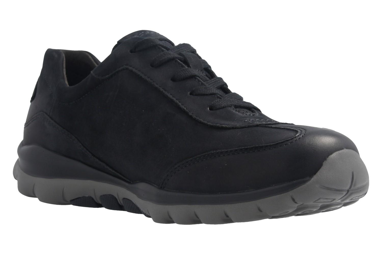 GABOR rollingsoft - Damen Halbschuhe - Blau Schuhe in Übergrößen – Bild 5