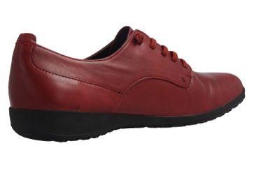 JOSEF SEIBEL - Damen Halbschuhe - Naly 11 - Rot Schuhe in Übergrößen – Bild 3