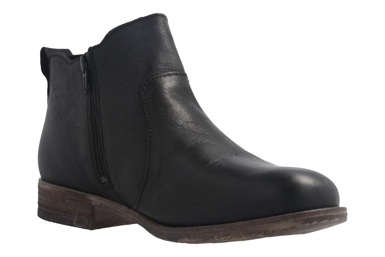 JOSEF SEIBEL - Damen Stiefelette - Sienna 45 - Schwarz Schuhe in Übergrößen – Bild 5