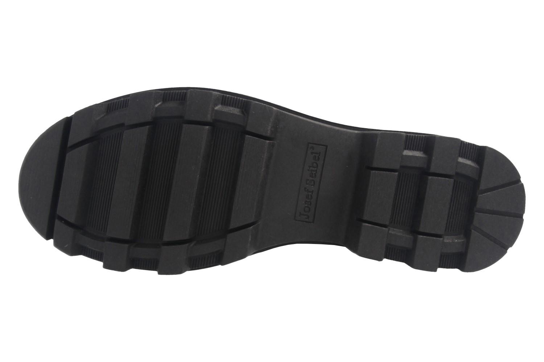 JOSEF SEIBEL - Damen Boots - Marylin 11 - Schwarze Schuhe in Übergrößen – Bild 6