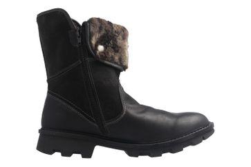 JOSEF SEIBEL - Damen Boots - Marylin 11 - Schwarze Schuhe in Übergrößen – Bild 4
