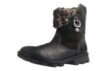 JOSEF SEIBEL - Damen Boots - Marylin 11 - Schwarze Schuhe in Übergrößen