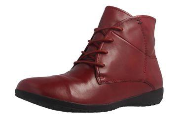JOSEF SEIBEL - Damen Boots - Naly 09 - Rot Schuhe in Übergrößen – Bild 1