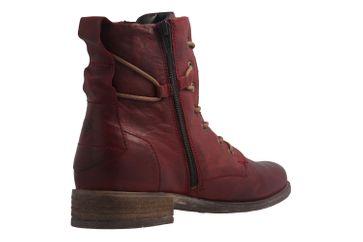 JOSEF SEIBEL - Damen Stiefelette - Sienna 63 - Rot Schuhe in Übergrößen – Bild 3
