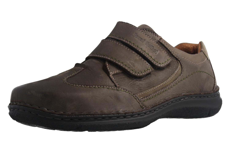 JOSEF SEIBEL - Herren Halbschuhe - Anvers 69 - Braun Schuhe in Übergrößen – Bild 1