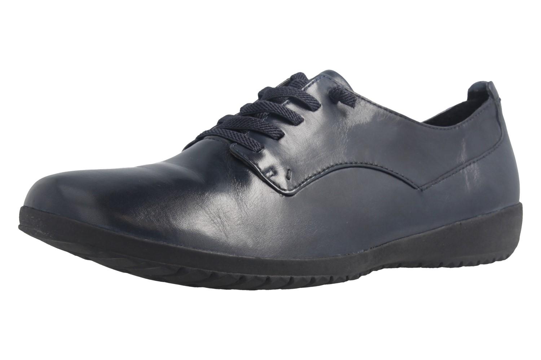 JOSEF SEIBEL - Damen Halbschuhe - Naly 11 - Blau Schuhe in Übergrößen – Bild 1