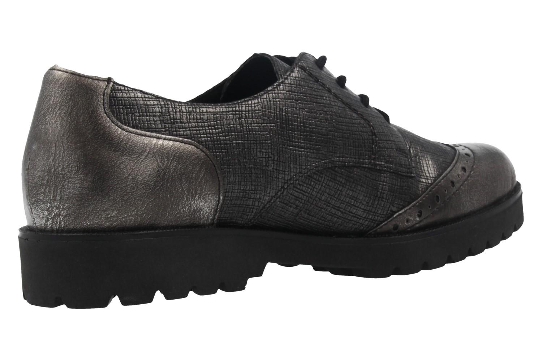 REMONTE - Damen Halbschuhe - Grau Schuhe in Übergrößen – Bild 3