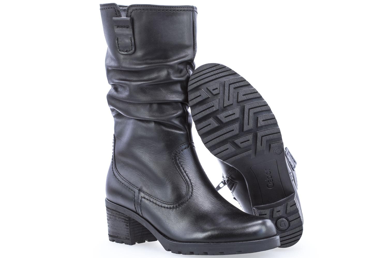 GABOR - Damen Stiefel - Schwarz Schuhe in Übergrößen – Bild 6
