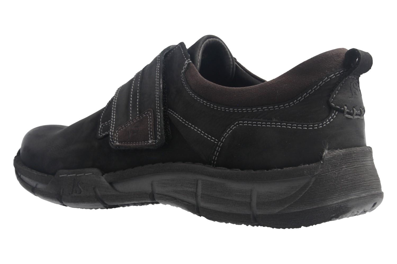 JOSEF SEIBEL - Herren Halbschuhe - Phil 05 - Schwarz Schuhe in Übergrößen – Bild 2