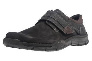 JOSEF SEIBEL - Herren Halbschuhe - Phil 05 - Schwarz Schuhe in Übergrößen