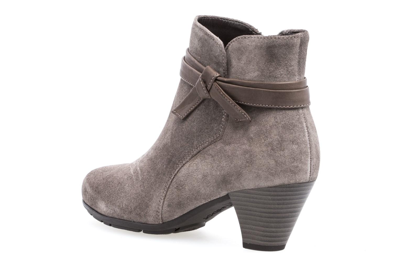 GABOR - Damen Stiefeletten - Beige Schuhe in Übergrößen – Bild 2