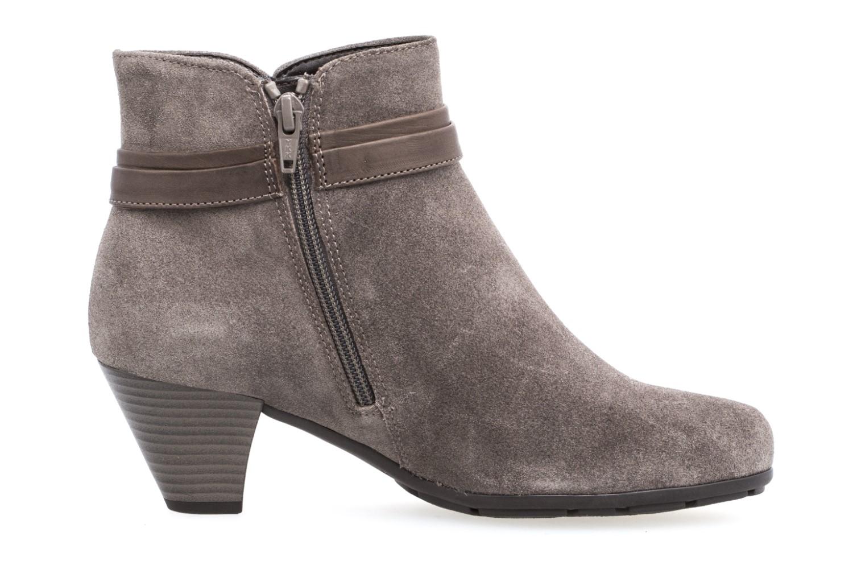 GABOR - Damen Stiefeletten - Beige Schuhe in Übergrößen – Bild 4