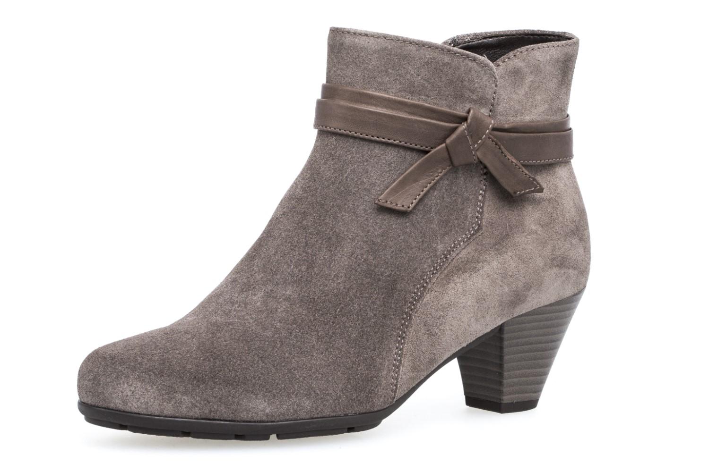 GABOR - Damen Stiefeletten - Beige Schuhe in Übergrößen – Bild 1
