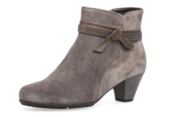 GABOR - Damen Stiefeletten - Beige Schuhe in Übergrößen