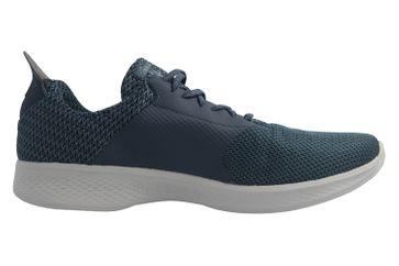 SKECHERS - Damen Sneaker - GO WALK 4  SUSTAIN - Blau Schuhe in Übergrößen – Bild 4
