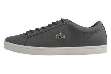 Lacoste Sneaker in Übergrößen Grau 7-34CAM0063248 große Herrenschuhe – Bild 2