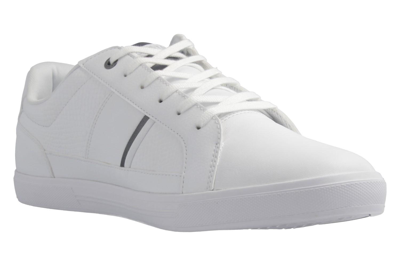 Lacoste Sneaker in Übergrößen Weiß 7-34SPM0044001 große Herrenschuhe – Bild 5