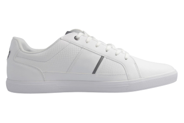 Lacoste Sneaker in Übergrößen Weiß 7-34SPM0044001 große Herrenschuhe – Bild 4