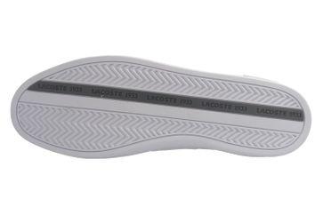 LACOSTE - Herren Sneaker -Europa 417 1 SPM - Weiß Schuhe in Übergrößen – Bild 7