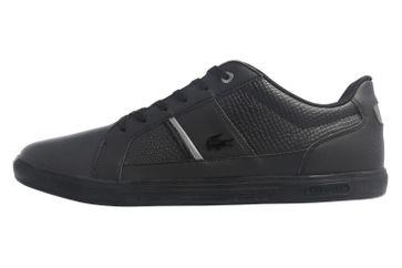 Lacoste Sneaker in Übergrößen Schwarz 7-34SPM0044024 große Herrenschuhe – Bild 1
