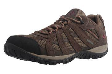 Columbia - Redmond WP - Herren Outdoor - Trekkingschuhe - Braun Schuhe in Übergrößen – Bild 1