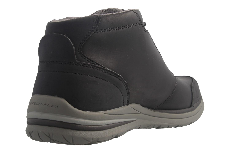 SKECHERS - Superior 2.0-BRUNCO - Herren Sneaker - Schwarz Schuhe in Übergrößen – Bild 4