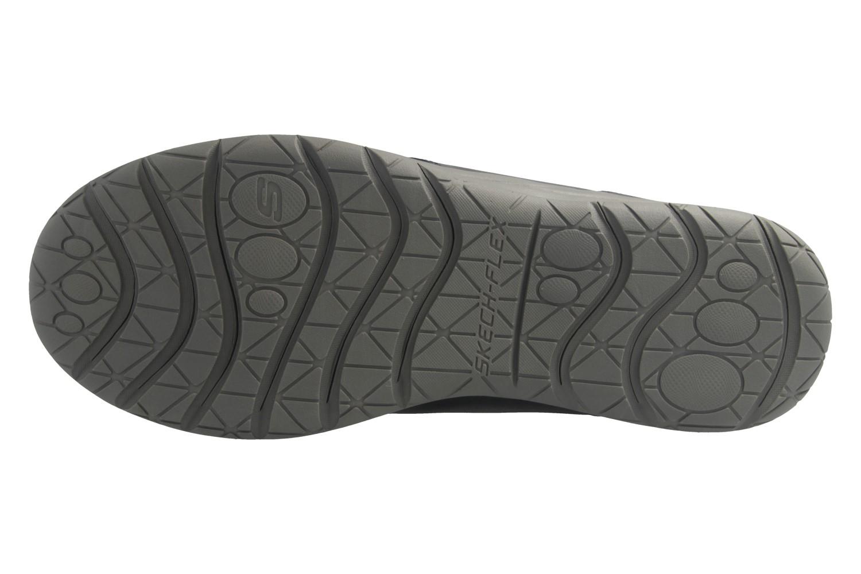 SKECHERS - Superior 2.0-BRUNCO - Herren Sneaker - Schwarz Schuhe in Übergrößen – Bild 8