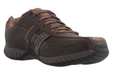 SKECHERS - Sendro-BRUSCO - Herren Sneaker - Braun Schuhe in Übergrößen – Bild 6