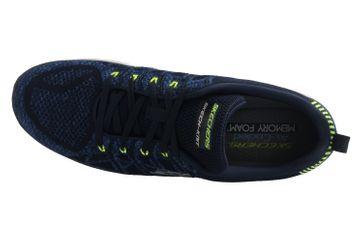 SKECHERS - Herren Sportschuhe - Flex Advantage 2.0 TALAMO - Blau Schuhe in Übergrößen – Bild 7