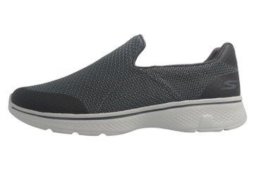 SKECHERS - Herren Slipper - GO WALK 4 Expert - Grau Schuhe in Übergrößen – Bild 2