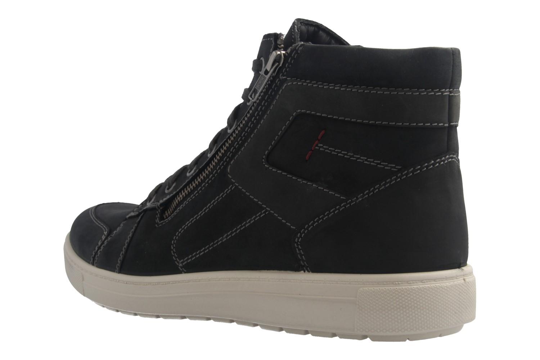 JOMOS - Herren Boots - Schwarz Schuhe in Übergrößen – Bild 2
