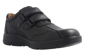 JOMOS - Herren Halbschuhe - Schwarz Schuhe in Übergrößen – Bild 5