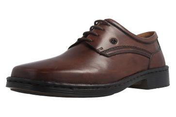 JOSEF SEIBEL - Talcott - Herren Halbschuhe - Braun Schuhe in Übergrößen