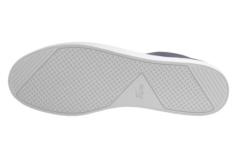 Lacoste Sneaker in Übergrößen Blau 7-34CAM0064003 große Herrenschuhe – Bild 8