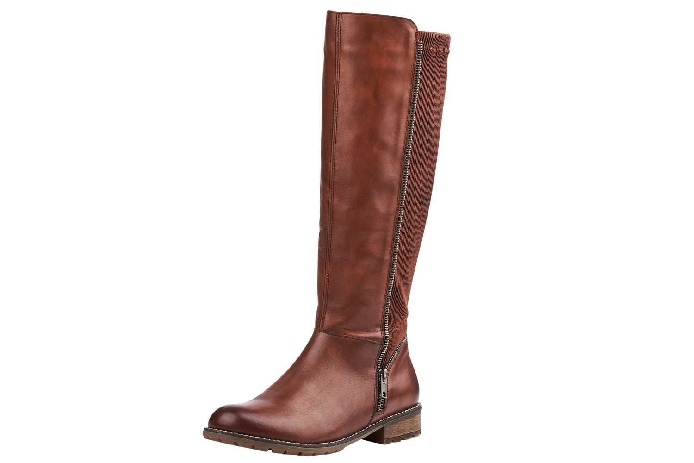Remonte Stiefel in Übergrößen Braun R3325-25 große Damenschuhe – Bild 1