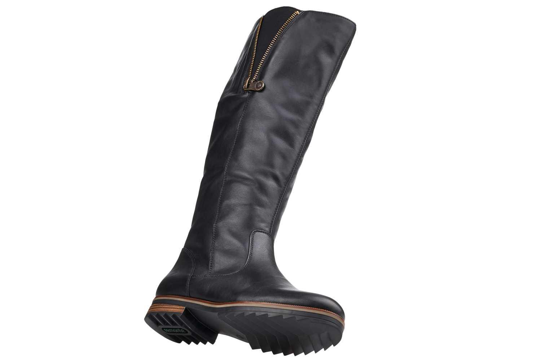 Remonte Stiefel in Übergrößen Schwarz R2277-01 große Damenschuhe – Bild 3